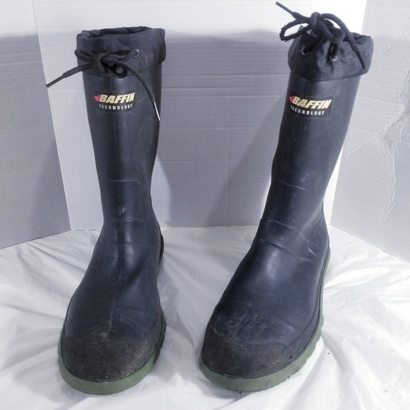 Baffin Other - STEEL-TOED WINTER WORK BOOTS BAFFIN TECHNOLOGIES